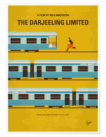 Premium poster The Darjeeling Limited
