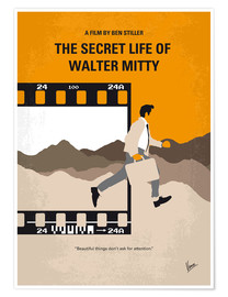 Premium poster  The Secret Life of Walter Mitty - chungkong