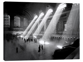 Canvas print  Historical Grand Central Station