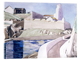 Acrylglas print  The Lighthouse - Charles Rennie Mackintosh