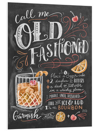 PVC print  Old fashioned recipe - Lily & Val