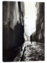 Canvas print  Edith Piaf
