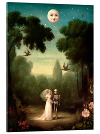 Acrylglas print  The dowry of the moon - Stephen Mackey