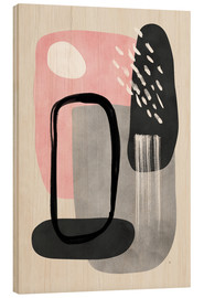 Hout print  Lura - Tracie Andrews