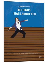 PVC print  10 Things I Hate About You - chungkong