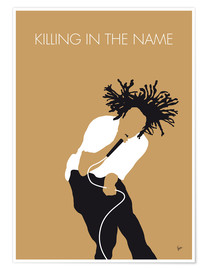 Premium poster Rage Against The Machine - Killing In The Name