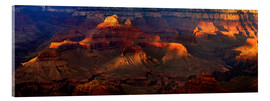 Acrylglas print  Grand Canyon insight - Michael Rucker
