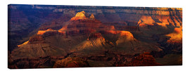 Canvas print  Grand Canyon insight - Michael Rucker