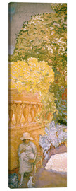 Canvas print  The Mediterranean - Pierre Bonnard