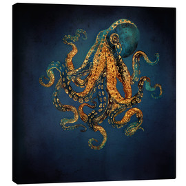 Canvas print  Onderwater droom IV - SpaceFrog Designs