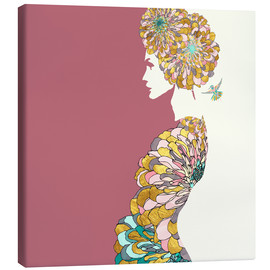 Canvas print  Inner Beauty - SpaceFrog Designs