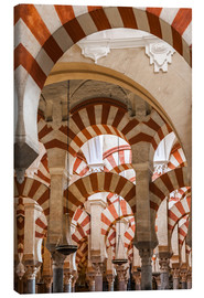 Canvas print  The Mosque of Cordoba