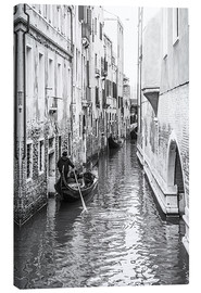 Canvas print  Gondola in Venice