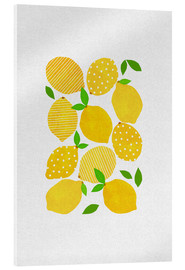 Acrylglas print  Lemon Crowd - Orara Studio