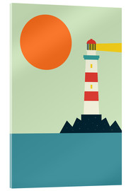 Acrylglas print  Light House - Andy Westface