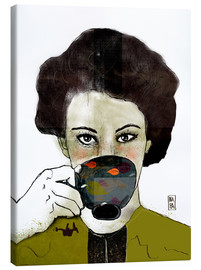 Canvas print  Coffee time - Paolo Niutta