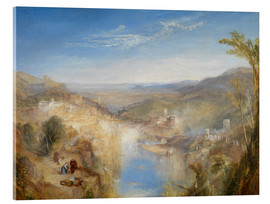 Acrylglas print  Rome - Joseph Mallord William Turner