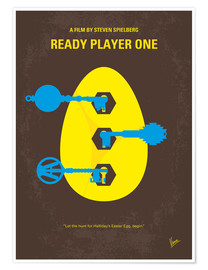 Premium poster Ready Player One