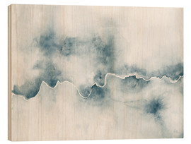 Hout print  Fluently - Laura Marshall
