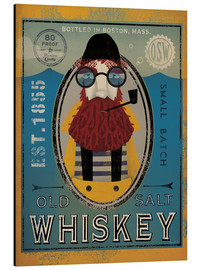Aluminium print  Sailor IV Old Salt Whiskey - Ryan Fowler