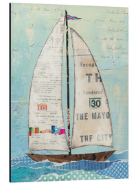 Aluminium print  Regatta III - Courtney Prahl