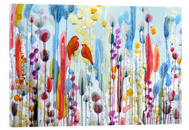 Acrylglas print  If you asked me to - Sylvie Demers