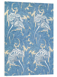 PVC print  Tulips - William Morris