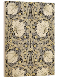 Hout print  Pimpernell - William Morris