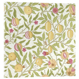 Acrylglas print  Fruit or Pomegranate - William Morris