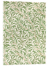 Acrylglas print  Willow - William Morris