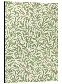 Aluminium print  Wilg - William Morris