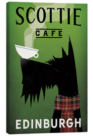 Canvas print  Scottie Cafe - Ryan Fowler