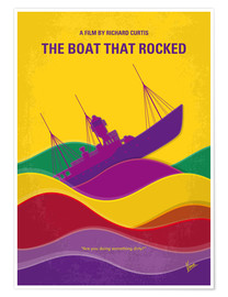 Premium poster The Boat That Rocked