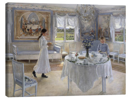 Canvas print  Name day - Fanny Brate