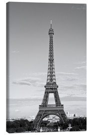 Canvas print  Eiffel Tower PARIS IX - Melanie Viola